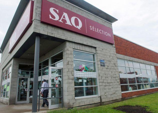 Dans un communiqué transmis mardi, la SAQ précise qu'aucune donnée n'a...