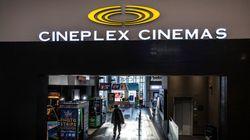 Cineplex rouvre certains cinémas après avoir affiché une perte de 178 millions