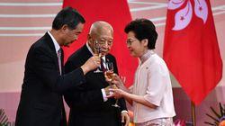 중국 홍콩 보안법 강행 : '우리가 알고 있던 홍콩은