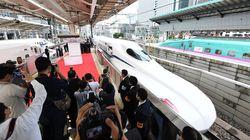 東海道新幹線「N700S」がデビュー 13年ぶりのフルモデルチェンジ、快適な乗り心地に