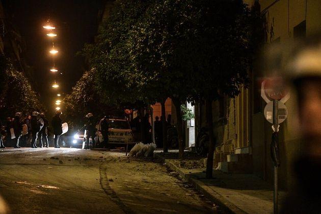 Βίντεο: «Ανοιξαν» την κατάληψη που εκκενώθηκε στα