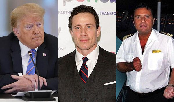 Trump - Cuomo -