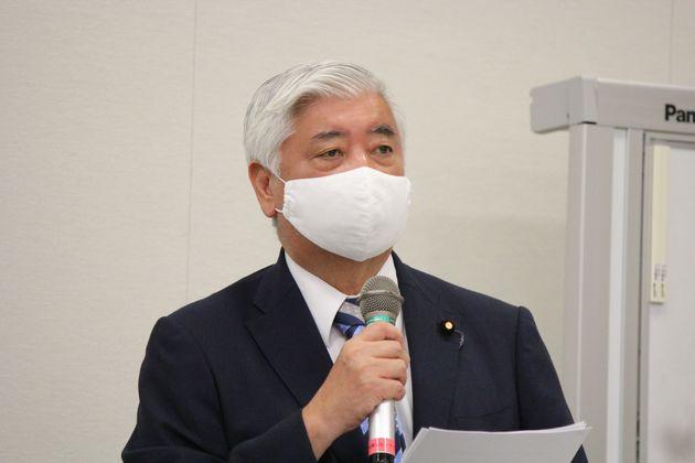 中谷元・元防衛大臣
