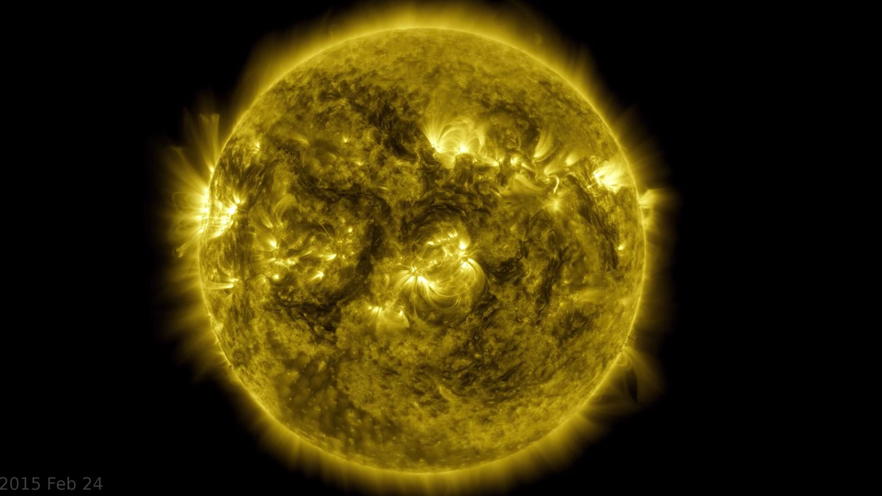 The Sun As You've Never Seen It Before: New NASA Video Took 10 Years To Make