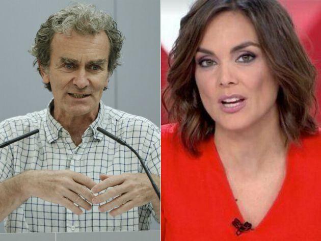 Fernando Simón y Mónica