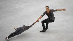 Le patineur français Ciprès visé à nouveau par une enquête américaine pour harcèlement sexuel sur