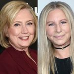Hillary Clinton Uses Barbra Streisand's Pandemic Question To Taunt