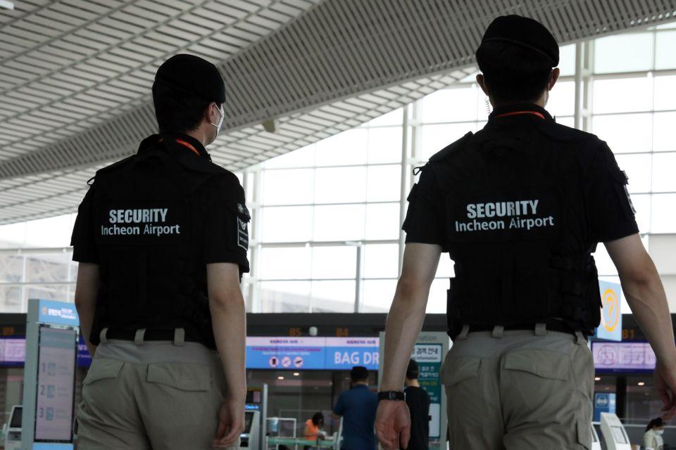 인천국제공항 보안