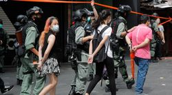 Hong Kong Police Make First Arrests Under New Security Law Imposed By