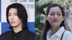 노민우가 일본 배우 아야세 하루카와의 열애설에 밝힌