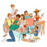 Vous partez en vacances entre amis? Espérons qu'ils ne font pas partie de ces