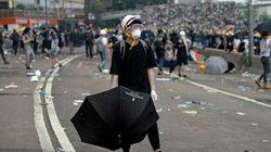 La Ley de Seguridad se estrena en Hong Kong con arrestos policiales y miles de manifestantes en las
