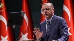 Οργή Ερντογάν για τον αποκλεισμό της Τουρκίας από το άνοιγμα των συνόρων της