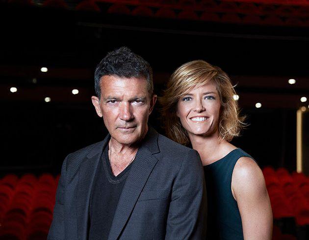 Antonio Banderas y María Casado presentarán y dirigirán la 35ª gala de los Premios