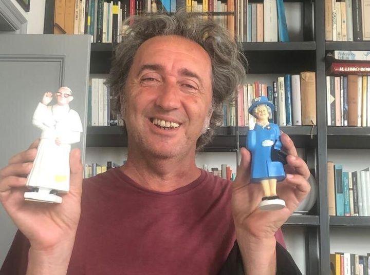 Sorrentino Sceglie La Regina Elisabetta E Papa Francesco Per Raccontare La Quarantena In Homemade Huffpost Italia Life