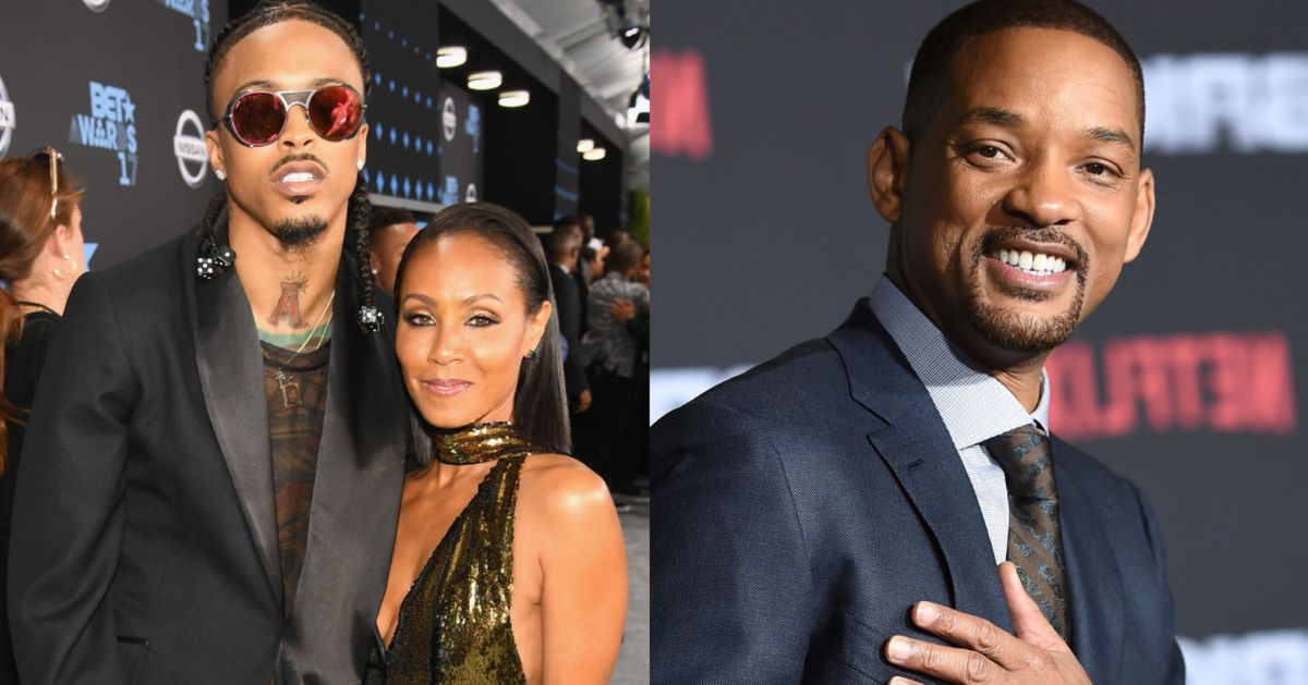 Jada Pinkett Smith Admits To Dating August Alsina During Will Smith Separation