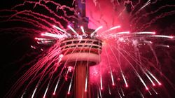 How To Watch Canada Day Fireworks During A