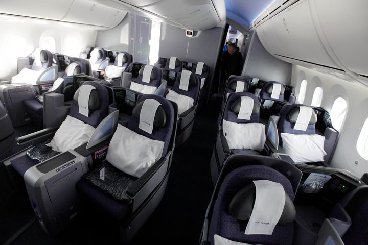 All of the planes among A4A's airliners are said to be equipped with HEPA air filters, which are capable of removing 99