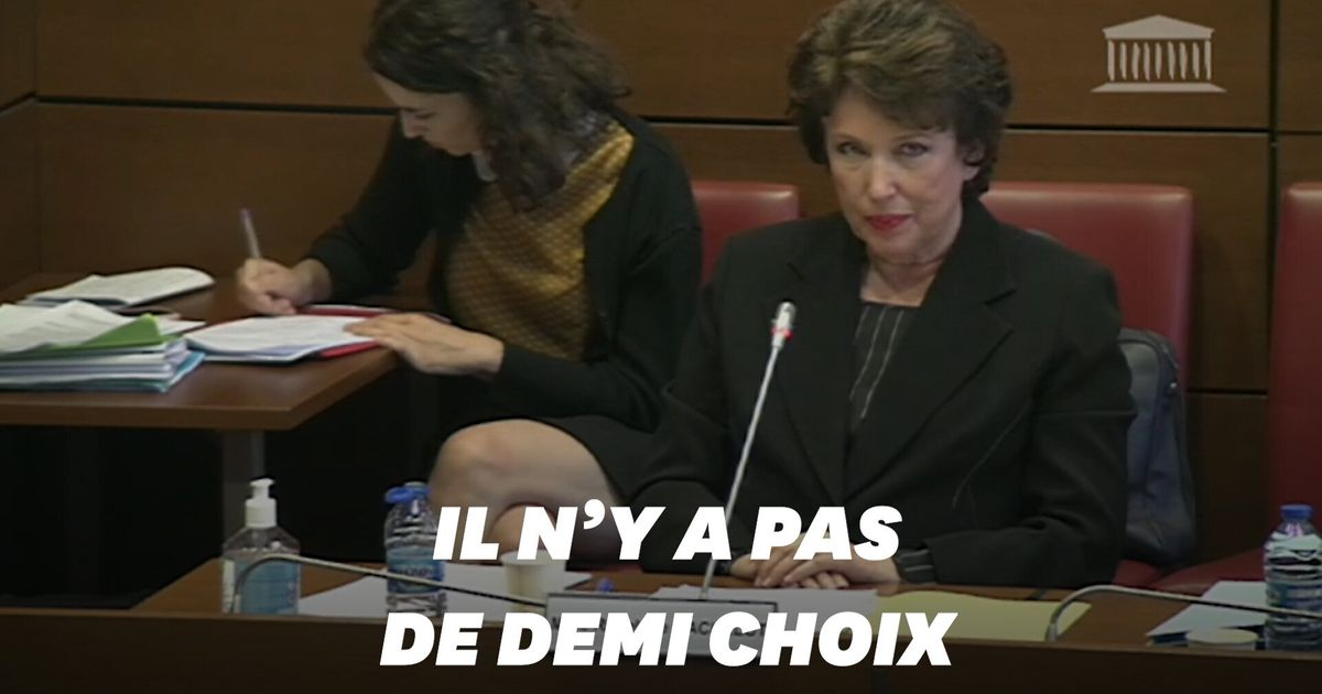"""""""Aucune pandémie ne ressemble à une autre"""": l'avertissement de Roselyne Bachelot à la commission d'enquête sur le Covid-19"""