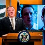 Pompeo Says Canada Day 'Dimmed' By Canadians Held Captive In