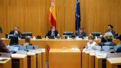 Política de pactos a varias bandas en la Comisión para la