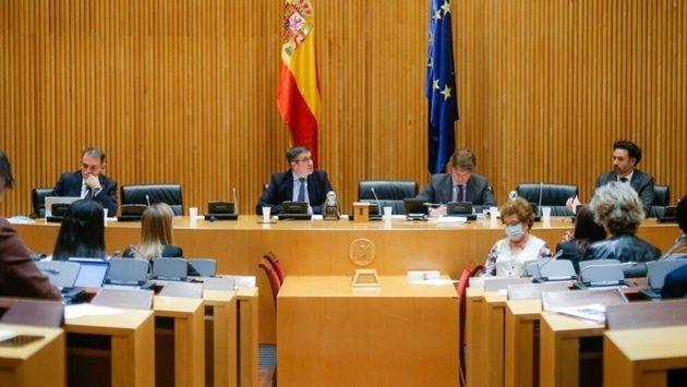 Comisión para la Reconstrucción en el