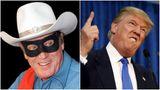 Clayton Moore/ Donald Trump