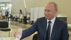 La Russie vote à 72% pour permettre (entre autres) à Poutine de gouverner jusqu'en