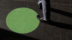 Enquêtes, interpellations... D'où viennent ces ronds verts tagués par dizaines en
