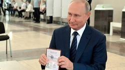 ロシアで憲法改正が成立へ プーチン大統領、最長2036年までの長期政権が可能に