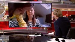 BBC News Interview Hilariously Interrupted By Kid With Questions Of Her