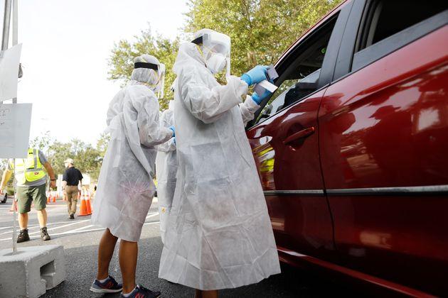 Covid-19 negli Usa, quasi 53mila contagi in un giorno. È nuovo