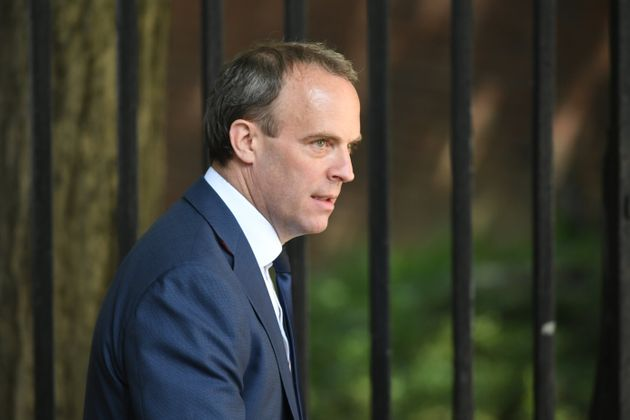 Foreign secretary Dominic Raab has said the UK wouldn't be able to 'force China' to allow BNOs to come...