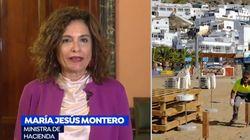 Montero asegura que el empleo en España va