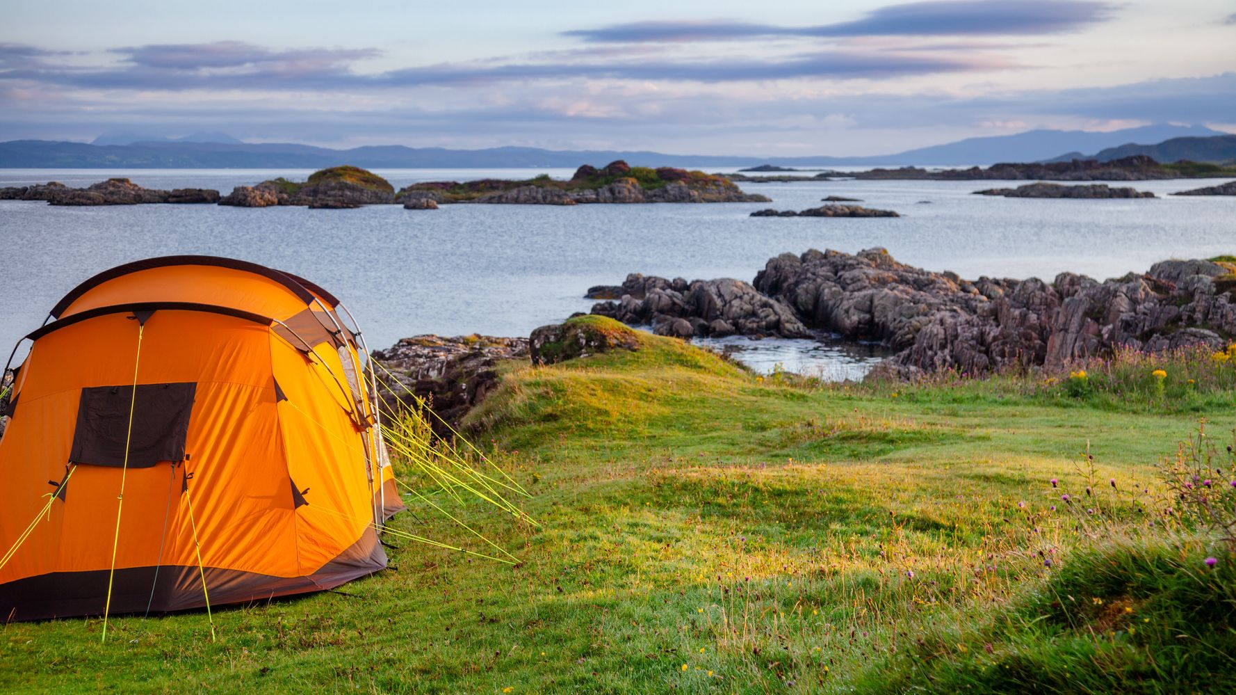Burying Poos And Building Water: The Dos And Don'ts Of Wild Camping