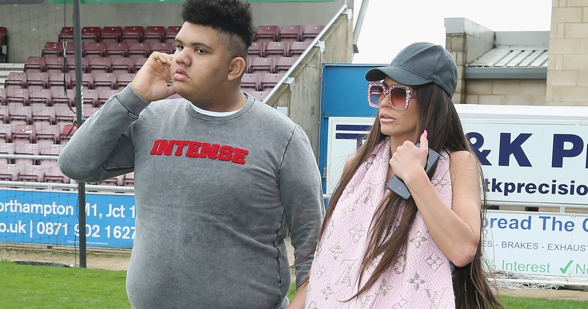Katie Price To Make 'Difficult Decisions' About 18-Year-Old Son Harvey's Future In New BBC Doc