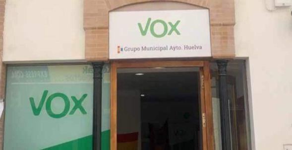 Sede de Vox en