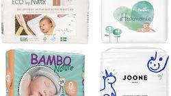Ces cinq marques de couche pour bébés sont les bons élèves