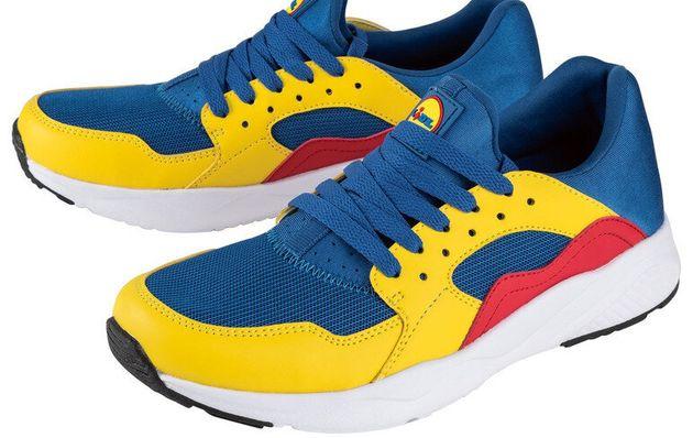 Une paire de chaussures Lidl, vendue à 13 euros, s'envole à plus de 465 euros sur