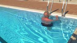 Abren las piscinas municipales de