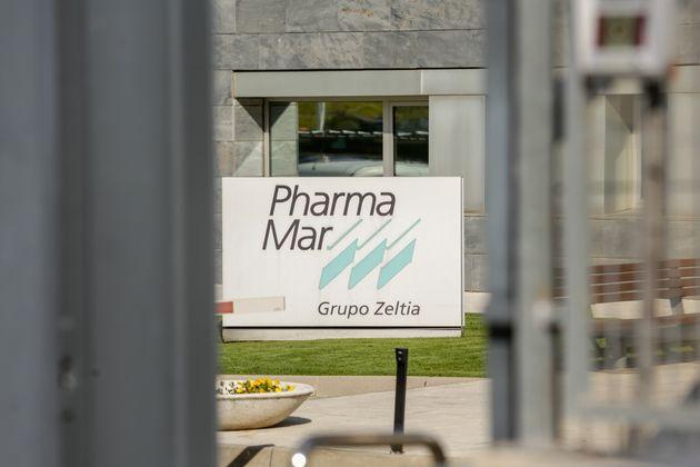 Sede de PharmaMar en Colmenar Viejo, Madrid (Ricardo Rubio/Europa Press via Getty