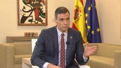 Sánchez dice que la legislatura durará cuatro años y anuncia una reforma