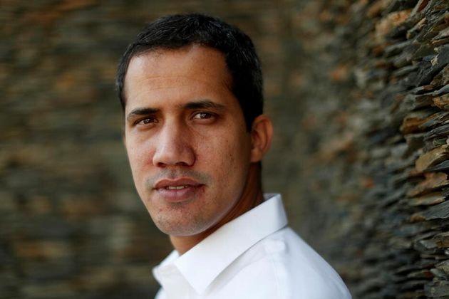 Juan Guaidó, en una imagen de marzo de