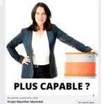 Qui se cache derrière «Réunifier Montréal», qui veut sortir Valérie Plante de la