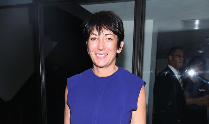 Ghislaine Maxwell, seen here in 2016, was arrested this week in relation to Jeffrey Epstein's sex crimes.