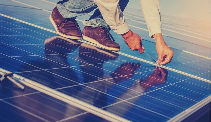 Ce système optimise l'autoconsommation solaire