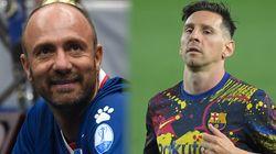 Dugarry s'excuse après avoir comparé Messi à