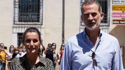 El romántico gesto de Felipe y Letizia en su visita a Cuenca: todo un guiño a su boda y su luna de
