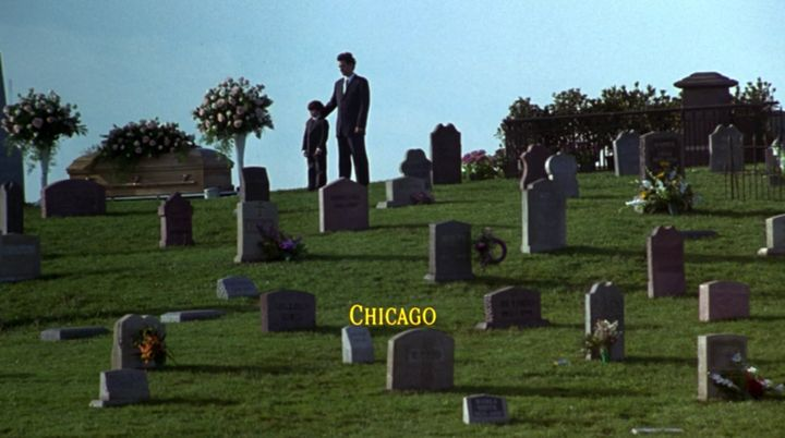 "The opening scene from ""Sleepless in Seattle."""