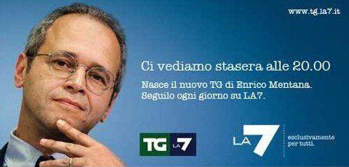 Tg La7, Enrico